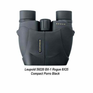 Leupold BX-1 Rogue 8X25 Compact Binocular, Black, 59220, 030317592202, in Stock, For Sale