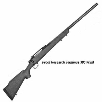 Proof Research Terminus 300 WSM, in Stock, For Sale