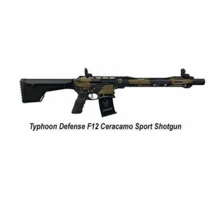 Typhoon Defense F12 Ceracamo Sport Shotgun, F121301S, 713012050443, in Stock, For Sale