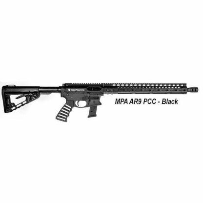 MPA AR9 PCC, MPA 9mm PCC, MPA Pistol Caliber Carbine, in Stock, For Sale