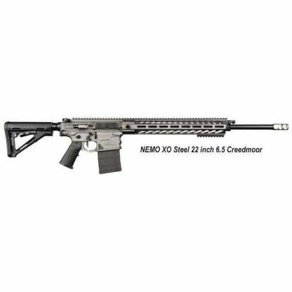NEMO Arms XO Steel 22 inch 6.5 Creedmoor, XO65CM-22B, 856458004943, in Stock, For Sale