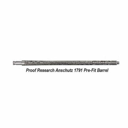 Proof Research Anschutz 1791 Carbon Pre-Fit Barrel, in Stock, For Sale