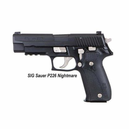 SIG Sauer P226 Nightmare, E26R-9-NMR-CW-500, 798681629749, in Stock, For Sale