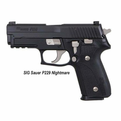 SIG Sauer P229 NIghtmare, E29R-9-NMR-CW-500, 798681629756, in Stock, For Sale