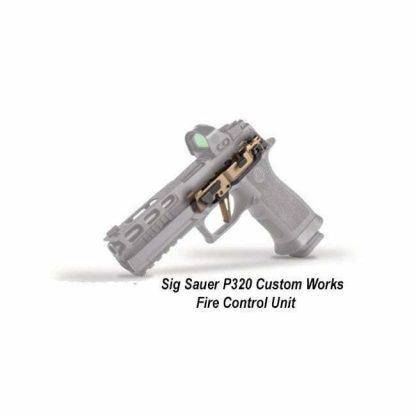 Sig Sauer P320 Custom Works Fire Control Unit, 8900160, 798681633319, in Stock, For Sale