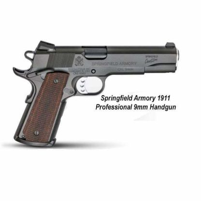 Springfield Armory 1911 Professional 9mm Handgun, PC9119, 706397919382, in Stock, For Sale