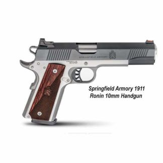 Springfield Armory 1911 Ronin 10mm Handgun, PX9121L, 706397930325, in Stock, For Sale