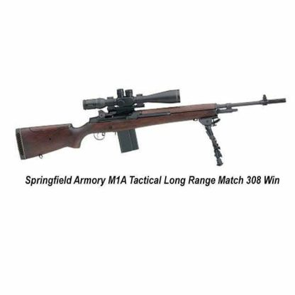 Springfield Armory M1A Tactical Long Range Match 308 Win, SA9121, 706397031213, in Stock, For Sale
