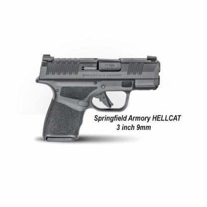 "Springfield Armory HELLCAT 3"" 9mm, HC9319B, 706397929466, in Stock, For Sale"