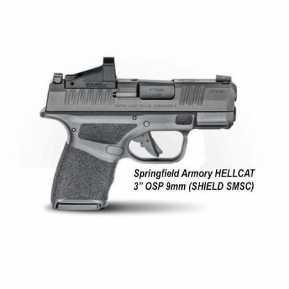 "Springfield Armory HELLCAT 3"" OSP 9mm (SHIELD SMSC), HC9319BOSPSMSC, 706397932114, in Stock, For Sale"