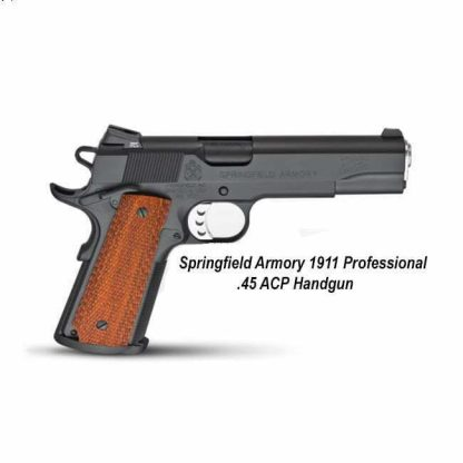 Springfield Armory 1911 Professional .45 ACP Handgun, PC9111, 706397091118, in Stock, For Sale