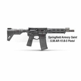 Springfield Armory Saint 5.56 AR-15 B-5 Pistol, ST9096556BM-B5, ST9096556BMLC-B5, 706397935566, 706397935948, in Stock, For Sale