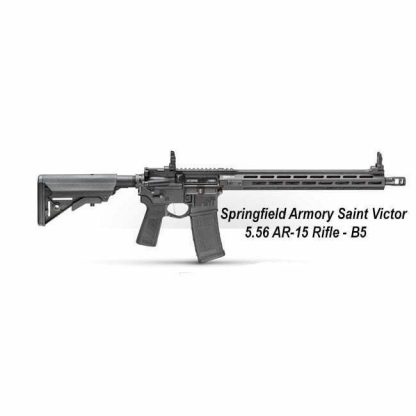Springfield Armory Saint Victor 5.56 AR-15 Rifle - B5, STV916556B-B5, STV916556BLC-B5, 706397935511, 706397935924, in Stock, For Sale