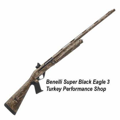Benelli Super Black Eagle 3 Turkey Performance Shop Shotgun, Mossy Oak Bottomland, 11352, 0650350113525, in Stock, For Sale