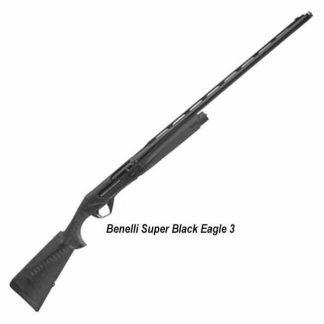 Benelli Super Black Eagle 3, Black, 10321, 0650350103212, in Stock, For Sale