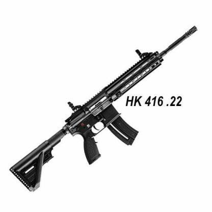 HK 416 .22 LR Pistol