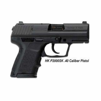 HK 20000SK .40 S&W Pistol, in Stock, For Sale