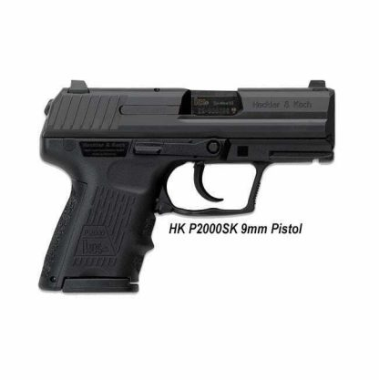 HK P2000SK 9mm Pistol, in Stock, For Sale