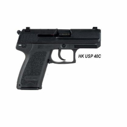 HK USP 40C, Compact Pistol, in Stock, For Sale