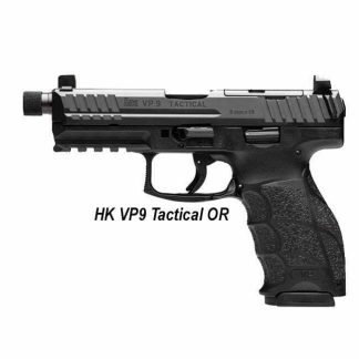 HK VP9 Tactical Optic Ready Pistol, 81000625, 81000626, 6+42230262485, 642230262492, in Stock, For Sale