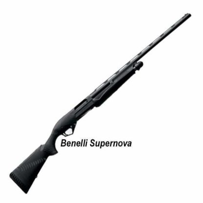 Benelli Supernova Pump Action Shotgun, 20110, 0650350201109, in Stock, For Sale