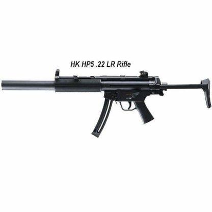 HK HP5 .22 LR Rifle