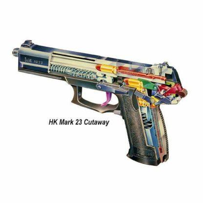 HK Mark 23 Pistol, Cutaway, in Stock, For Sale