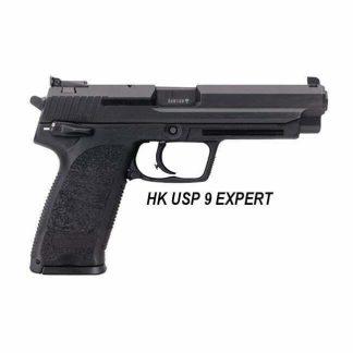HK USP 9 EXPERT, 9mm Pistol, in Stock, For Sale