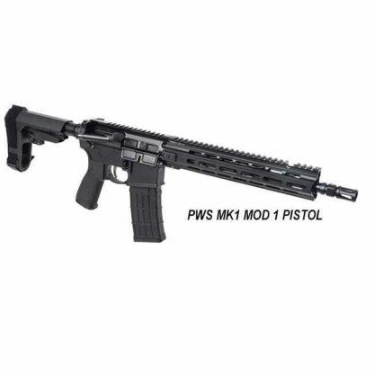 PWS MK1 MOD 1-M Pistol, in Stock, For Sale
