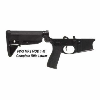 PWS MK2 MOD 1-M Complete Rifle Lower, 18-M200RM1B, 811154030542, in Stock, For Sale