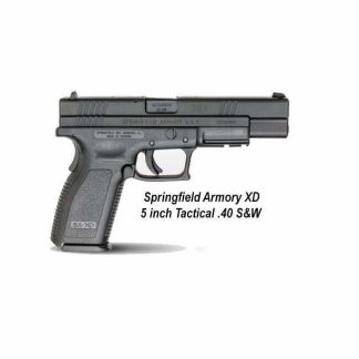 Springfield Armory XD 5 inch Tactical .40 S&W, XD9402, 706397164027, in Stock, For Sale