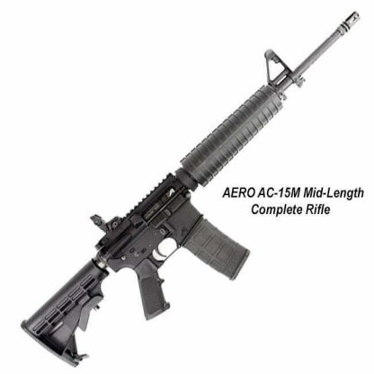 AERO AC-15M Mid-Length Complete Rifle, in Stock, For Sale