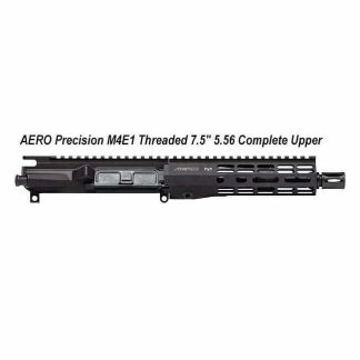 "AERO Precision M4E1 Threaded 7.5"" 5.56 Complete Upper, APPG700601, in Stock, For Sale"