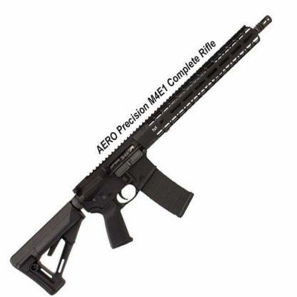 AERO Precision M4E1 Complete Rifle, APCR600355, 00815421024463, Stock, For Sale