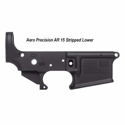 Aero Precision AR 15 Stripped Lower, in Stock, For Sale