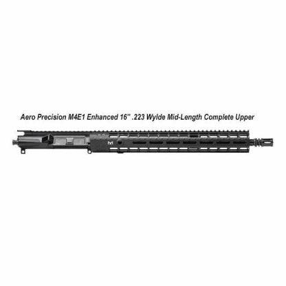 Aero Precision M4E1 16 inch .223 Wylde, Mid-Length, Complete Upper, Black, APPG600251M72, in Stock, For Sale