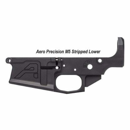 Aero Precision M5 Stripped Lower Receiver, in Stock, For Sale
