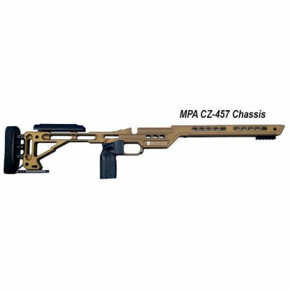 MPA CZ-457 Chassis, in Stock, For Sale