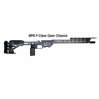 MPA F-Class Open Chassis, in Stock, For Sale