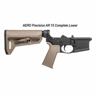 AERO Precision AR 15 Complete Lower, in Stock, for Sale