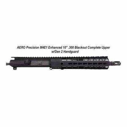 "AERO Precision M4E1 Enhanced 10"" .300 Blackout Complete Upper w/Gen 2 Handguard, APPG600211P4, in Stock, For Sale"