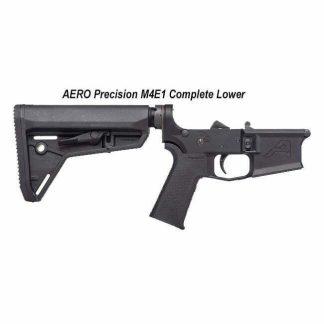 Aero Precision M4E1 Complete Lower Receiver, in Stock, For Sale