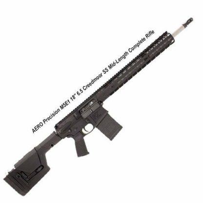 """AERO Precision M5E1 18"""" 6.5 Creedmoor SS Complete Rifle, in Stock, for Sale"""