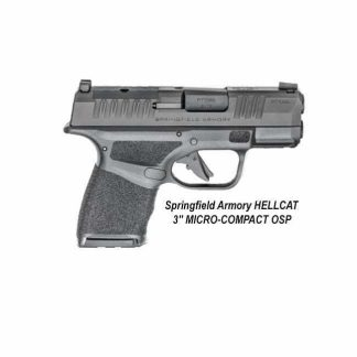 """Springfield Armory HELLCAT 3"""" MICRO-COMPACT OSP, HC9319BOSP, in Stock, For Sale"""