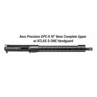 """Aero Precision EPC-9 16"""" 9mm Complete Upper w/ ATLAS S-ONE Handguard, APAR620105M87, in Stock, For Sale"""