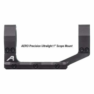 """AERO Precision Ultralight 1"""" Scope Mount, APRA210100, 00815421020007, in Stock, For Sale"""