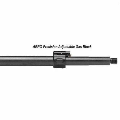 AERO Precision Adjustable Gas Block, in Stock, For Sale