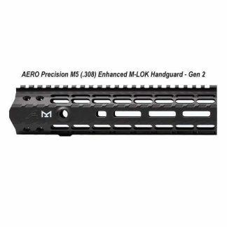 AERO Precision M5 (.308) Enhanced M-LOK Handguard - Gen 2, in Stock, For Sale