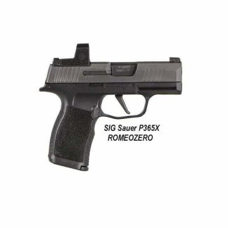 SIG Sauer P365X ROMEOZERO, 365X-9-BXR3-RXZ, 798681626465, in Stock, For Sale