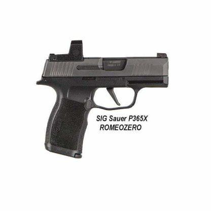SIG Sauer P365X ROMEOZERO, 365X-9-BXR3-RXZ, 798681626465, in Stock, For Sale